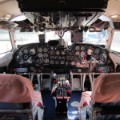 north korea air koryo antonov an-24 cockpit