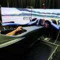 Max Verstappen simulator
