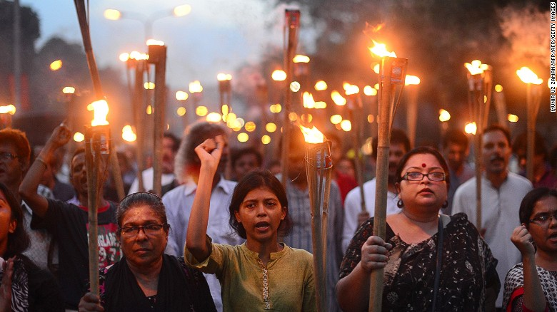 Religious-based murders plague Bangladesh