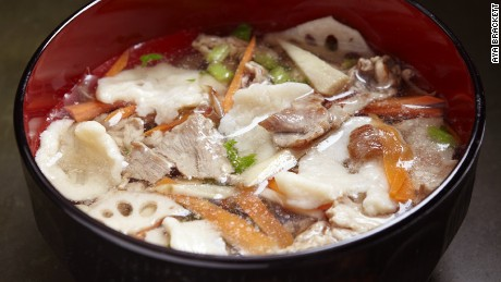 Hittsumi-jiru: Classic Tohoku comfort food