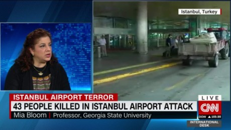 Searching for clues in Turkey Attack