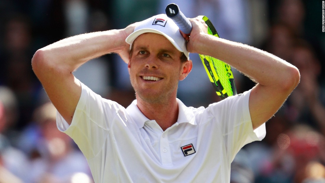 U.S. star Sam Querrey produced the performance of his life to overcome defending champion and world No. 1 Novak Djokovic at Wimbledon.