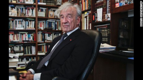 Friends and world leaders remember Elie Wiesel