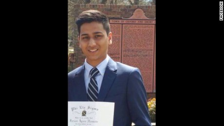 Faraaz Hossain was a student at Emory's Goizueta Business School.