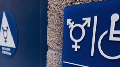 Transgender youth talk about bathroom guidelines