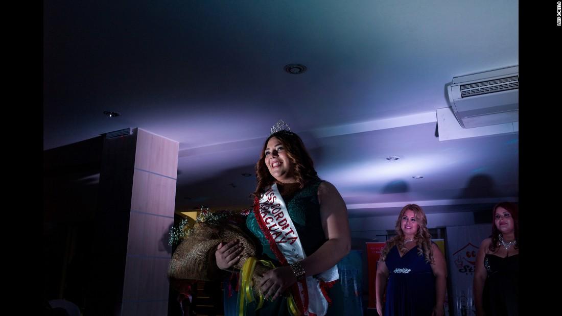 Romina Verna won this year's pageant.