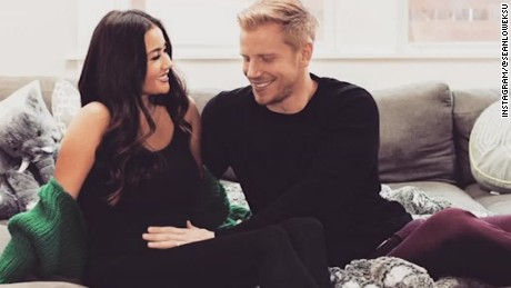 bachelor couple sean catherine lowe first baby orig vstan _00000000