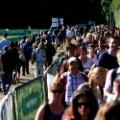 Wimbldon fans