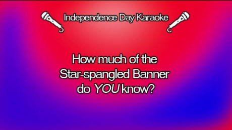 star spangled banner usa anthem karaoke_00000009