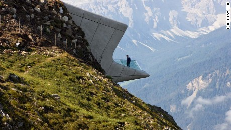 RELATED: World's best buildings shortlist