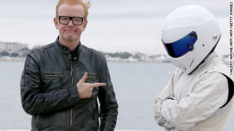 "Chris Evans quit ""Top Gear"" after just one series."
