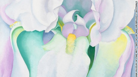 More than flowers: Trailblazing artist Georgia O'Keeffe celebrated in London