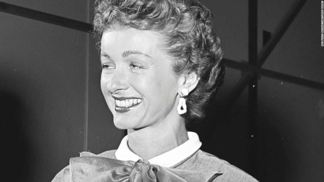 "Actress <a href=""http://www.cnn.com/2016/07/04/entertainment/obit-noel-neill/index.html"" target=""_blank"">Noel Neill</a>, who played Lois Lane in the 1950s TV version of ""Superman,"" died July 3 at the age of 95."