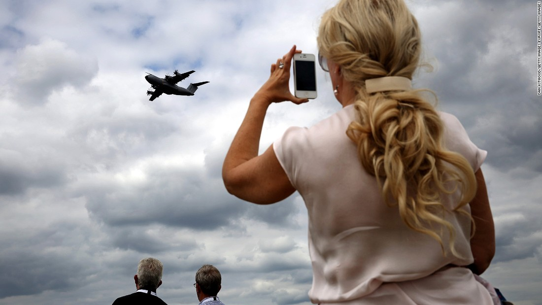 "From July 11 to 17 the small town of <a href=""http://www.farnborough.com/"" target=""_blank"">Farnborough</a> (some 40 miles southwest of London) will be transformed into the world's aviation capital. One of the biggest airshows on the planet, Farnborough will showcase 99 different kinds of aircraft this year."