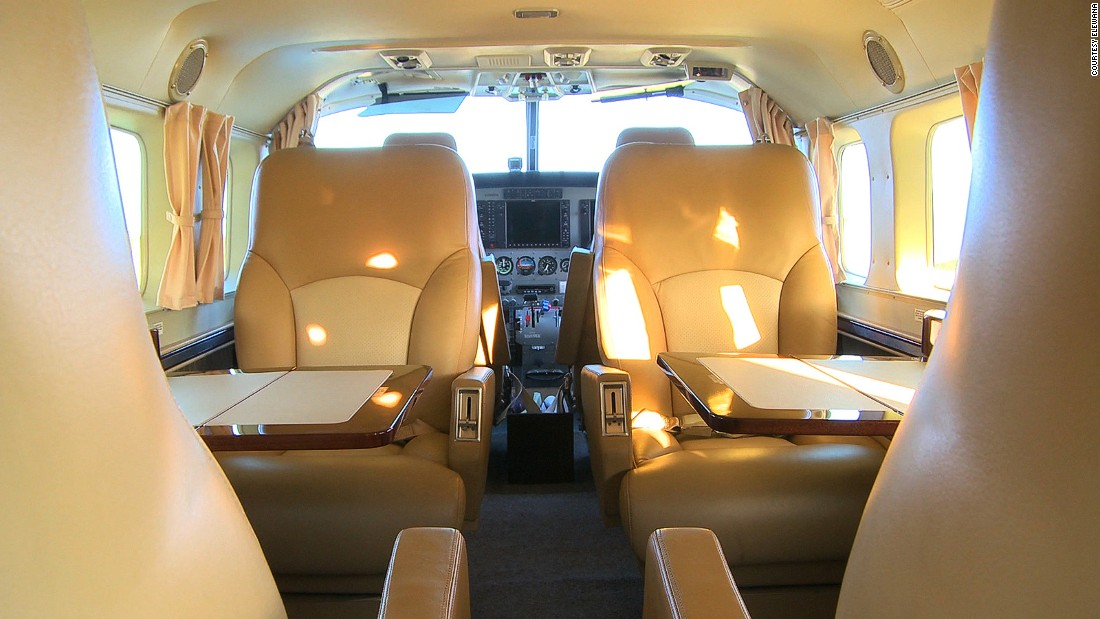Carried out in an executive class Cessna Grand Caravan based at Nairobi's Wilson Airport, the eight-day trips feature stops in Amboseli, Meru and Maasai Mara national parks, with optional extensions to Diani Beach on the Kenyan coast or Zanzibar in neighboring Tanzania.