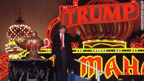 Trump's casino was a money laundering concern shortly after it opened