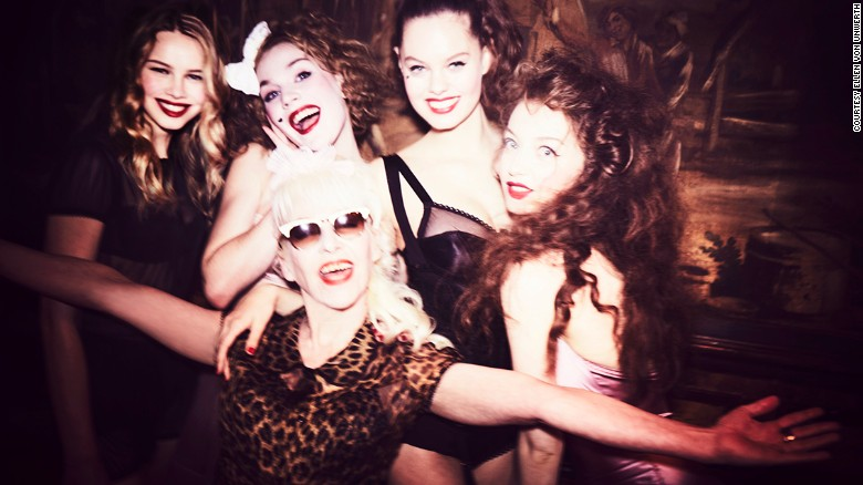 The secret world of Ellen von Unwerth