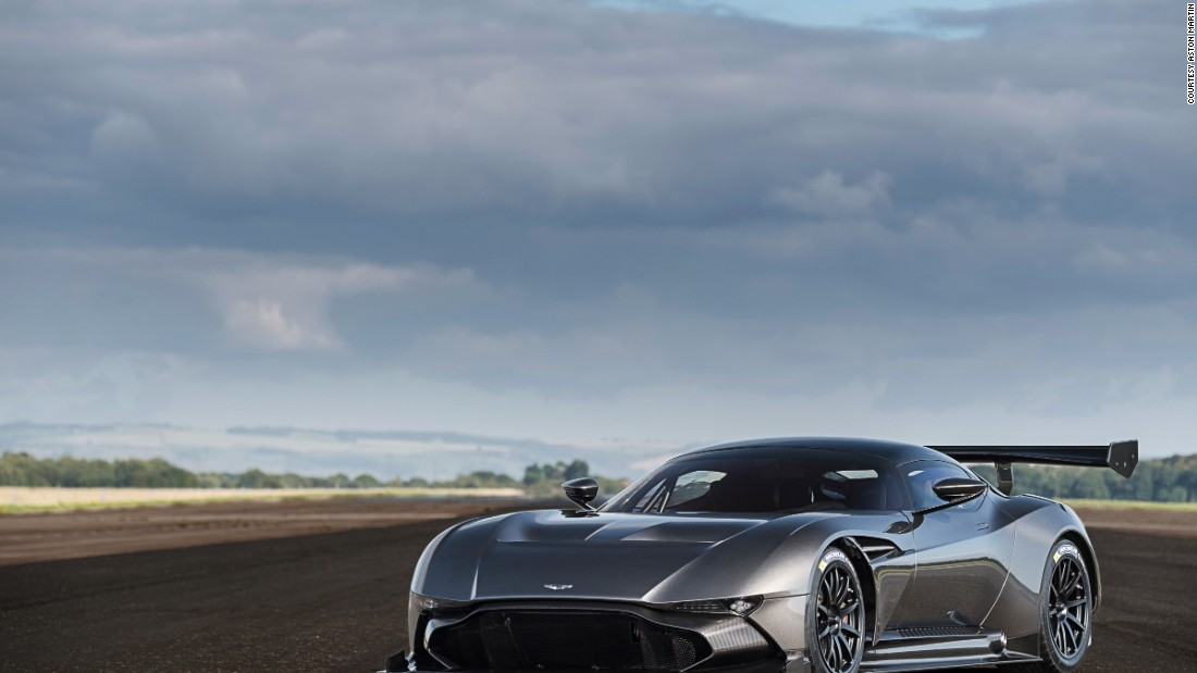 "Aston Martin has experience with limited-run track day cars -- it is making just 24 of its Vulcans, and the car is <a href=""http://money.cnn.com/2015/03/24/autos/aston-martin-geneva/"">reportedly</a> sold out."