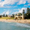 Australia surf club Cottesloe