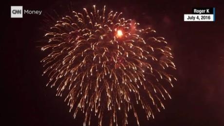 drone fireworks new york city cnnmoney_00004310