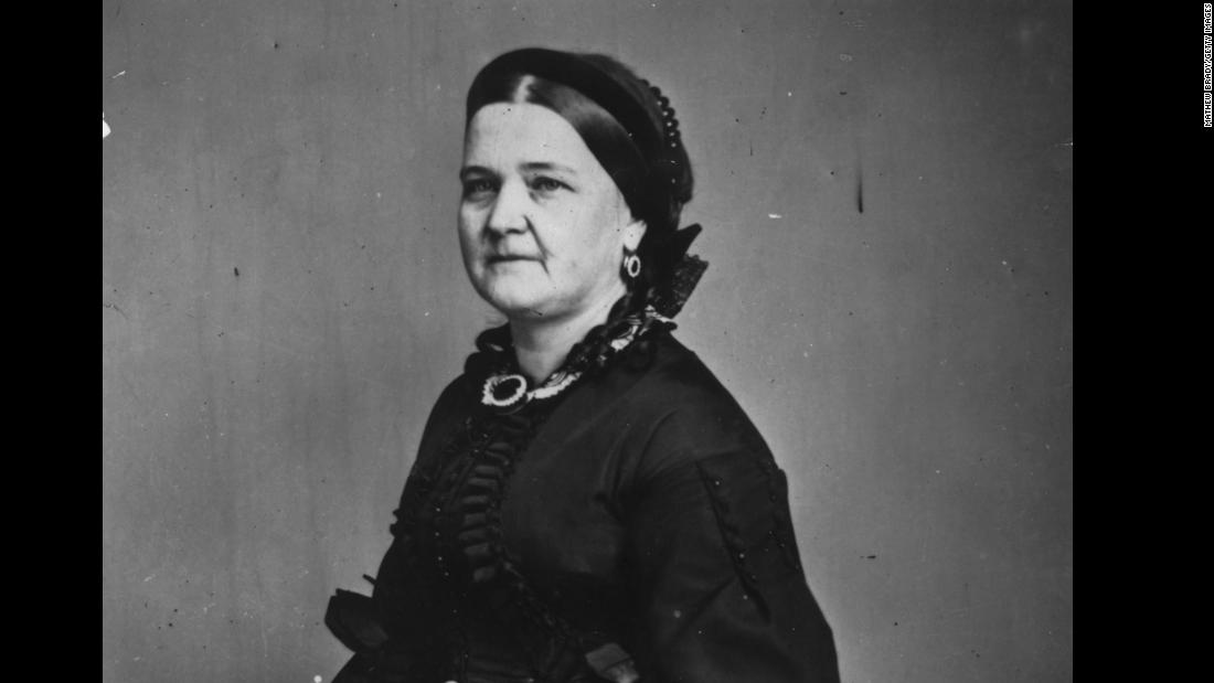 Mary Todd Lincoln (1818-82), wife of President Abraham Lincoln, was forcibly committed to an asylum, but a contemporary doctor and scholar now believes she wasn't mentally ill at all. Instead, he believes, she had a condition called pernicious anemia.