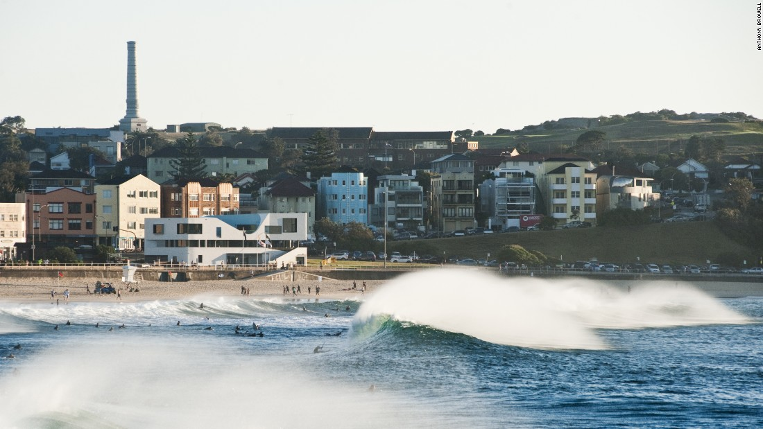 Many of Australia's surf clubs were built more than a century ago and efforts are underway to renovate a number of these unique pieces of architecture. North Bondi Surf Life Saving Club is one of the nation's oldest clubs and its recent award-wining renovation was designed to reflect the waves of Sydney's iconic Bondi Beach.