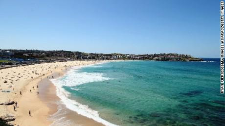 Sydney's iconic Bondi Beach