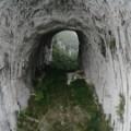 China Guizhou Getu River Arch tease