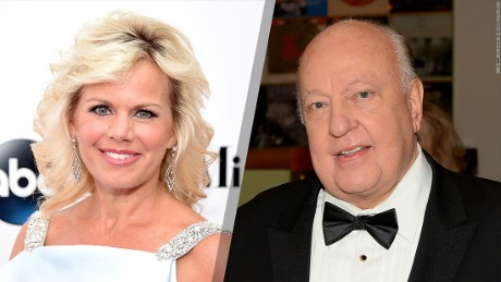 Former Fox anchor breaks silence on Roger Ailes