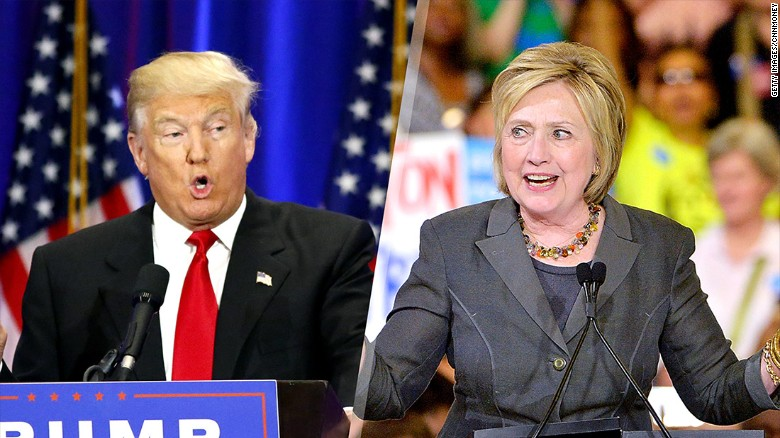 Poll: Hillary Clinton retakes lead over Donald Trump