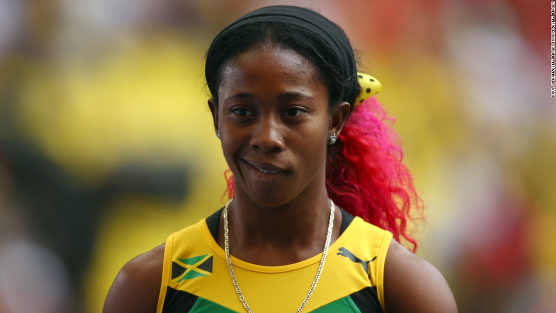 "Away from the track, Fraser-Pryce owns a cafe and a hair salon, has a foundation set up under her nickname of ""Pocket Rocket,"" and will start studying for a master's degree after the Olympics.<br />"