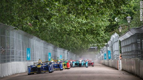 2015/2016 FIA Formula E Championship.