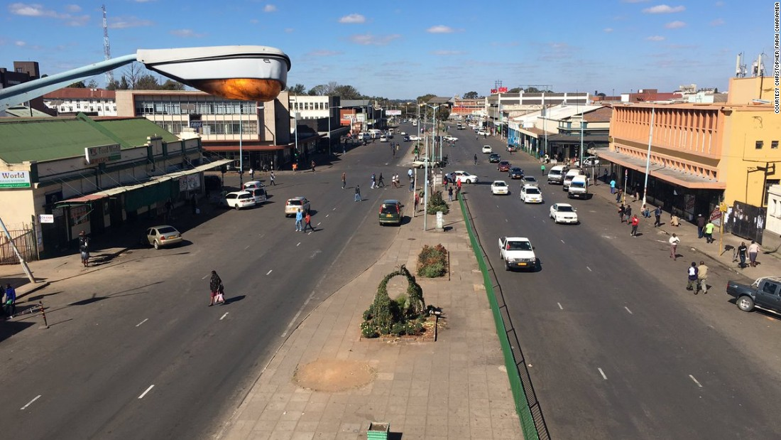 Zimbabweans are angry over high unemployment and financial shortages.