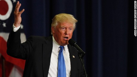 Trump: Black Lives Matter has helped instigate police killings