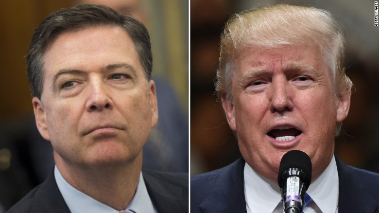 Comey 'incredulous' over Trump wiretap claim