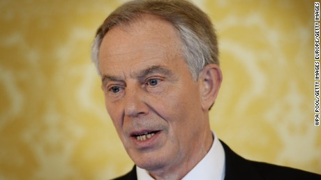 Blair: 'I took war decision with the heaviest of hearts'