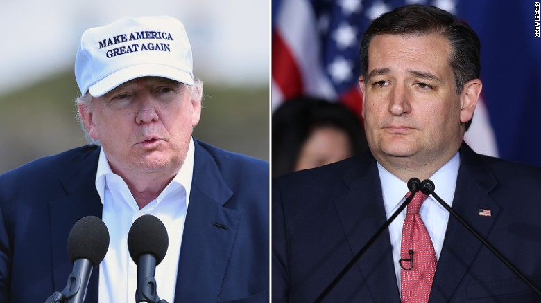 Trump asks Ted Cruz to speak at RNC, pitches GOP unity