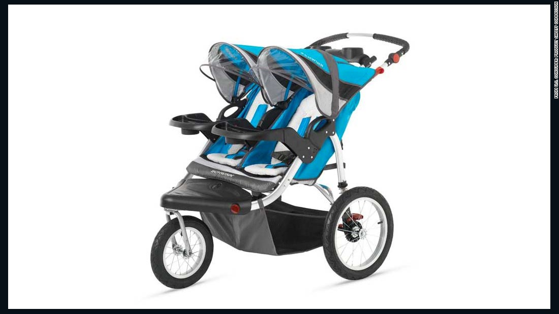 Jogging strollers recalled after 215 injuries reported - CNN.com