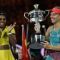 Kerber Australian Open Serena Williams