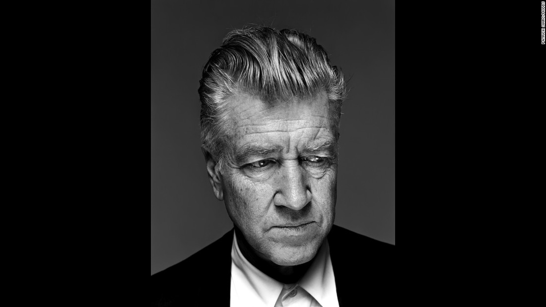 "Director David Lynch ""is always very elegant,"" Swirc said. ""It's very hard to miss a picture of Lynch."""