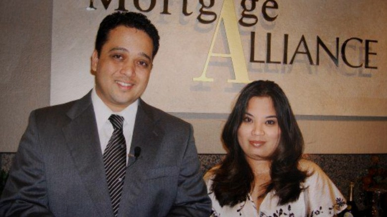 Couple funded lavish lifestyle through mortgage scam