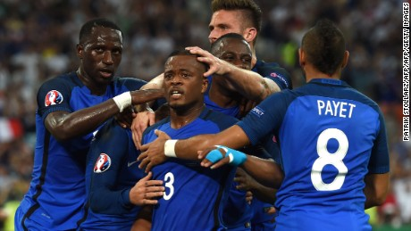France will play Portugal in the final of Euro 2016.