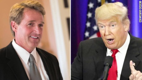 Sen. Flake on Trump's immigration bill