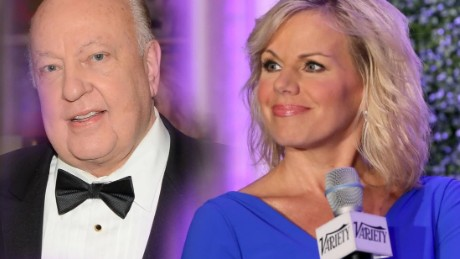 Ailes fires back at Gretchen Carlson's lawsuit
