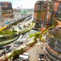 Lagos shanty megastructures