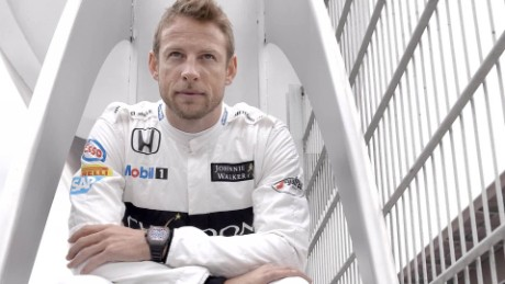 Button: 'My aim is to always get on the podium'