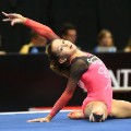 12 US women's gymnastics