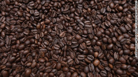BERLIN, GERMANY - JANUARY 24:  Freshly-roasted espresso coffee beans cool in a refurbished 1918 Probat coffee bean roaster at Bonanza Coffee Roasters on January 24, 2011 in Berlin, Germany. Bonanza founder Kiduk Reus is among a growing number of so-called third wave artisinal coffee bean roasters who are finding a niche market in Europe and the USA for their carefully-crafted and expensive coffee. Reus insists that the cast iron parts, the slow-roasting abilities and hands-on controls of his flame-roasting Probat machine allow him to develop the most flavour from his carefully selected beans.  (Photo by Sean Gallup/Getty Images)