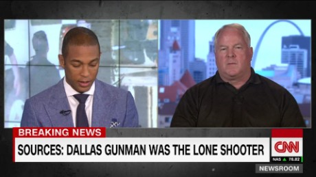 exp Former Ferguson Police Chief on Dallas Shooting_00002001