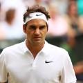 Federer wimbledon semifinal pensive